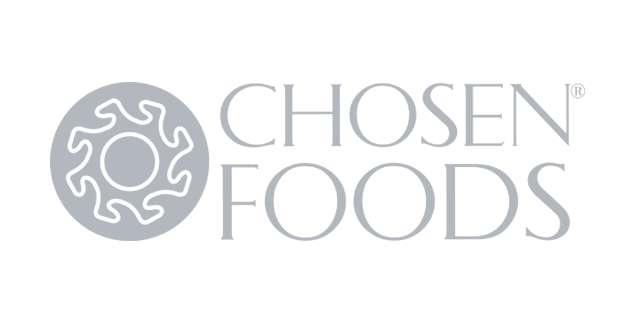 Chosen foods gray